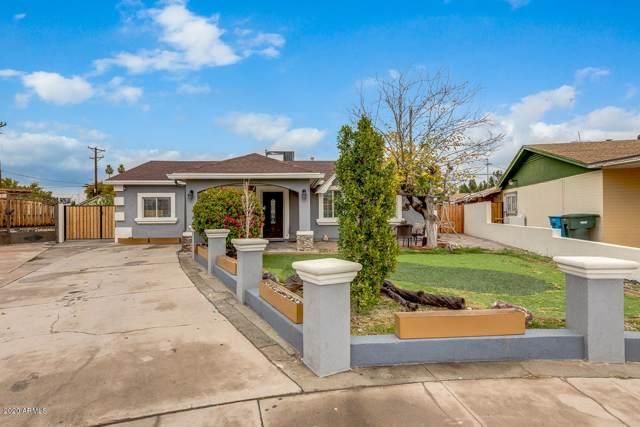 3111 N 57TH Drive, Phoenix, AZ 85031 (MLS #6028651) :: Devor Real Estate Associates