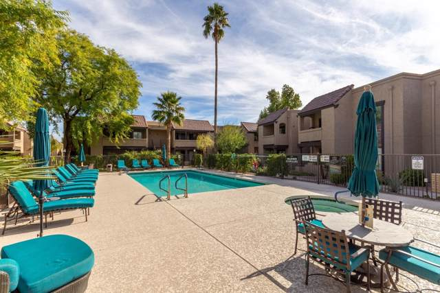 5995 N 78TH Street #2004, Scottsdale, AZ 85250 (MLS #6028657) :: Riddle Realty Group - Keller Williams Arizona Realty