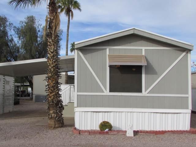 929 N Delaware Drive #18, Apache Junction, AZ 85120 (MLS #6028665) :: Selling AZ Homes Team