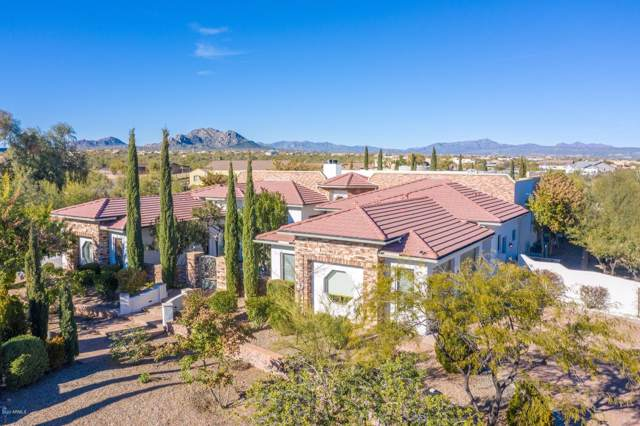 14224 E Gamble Lane, Scottsdale, AZ 85262 (MLS #6028684) :: Brett Tanner Home Selling Team