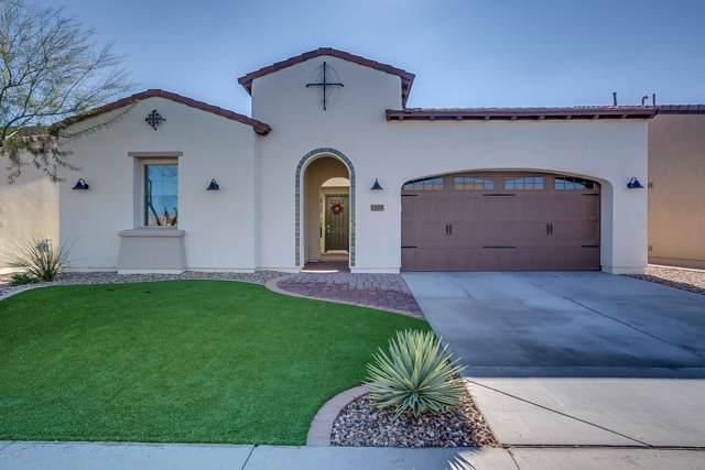 1387 E Elysian Pass, Queen Creek, AZ 85140 (MLS #6028685) :: Riddle Realty Group - Keller Williams Arizona Realty