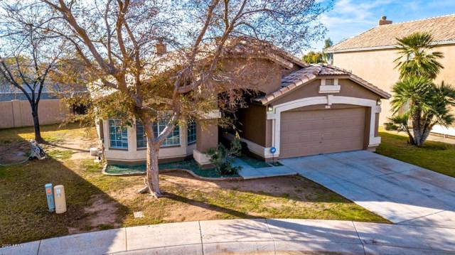 1213 W Glenmere Drive, Chandler, AZ 85224 (MLS #6028689) :: Lucido Agency