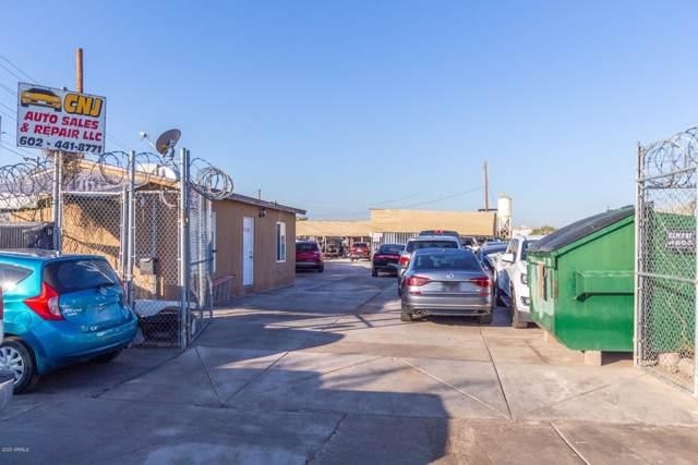 3620 N 40TH Avenue, Phoenix, AZ 85019 (MLS #6028704) :: Devor Real Estate Associates