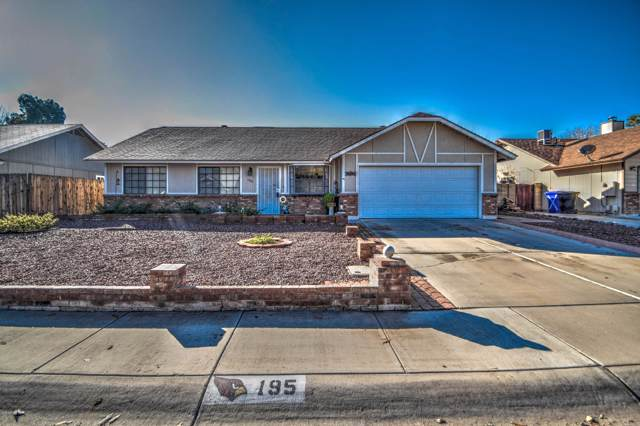 195 W Juanita Avenue, Gilbert, AZ 85233 (MLS #6028725) :: Yost Realty Group at RE/MAX Casa Grande