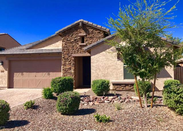 4326 N 186TH Lane, Goodyear, AZ 85395 (MLS #6028743) :: Brett Tanner Home Selling Team