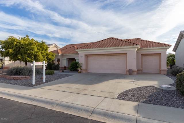22117 N Old Mine Road, Sun City West, AZ 85375 (MLS #6028751) :: The Everest Team at eXp Realty