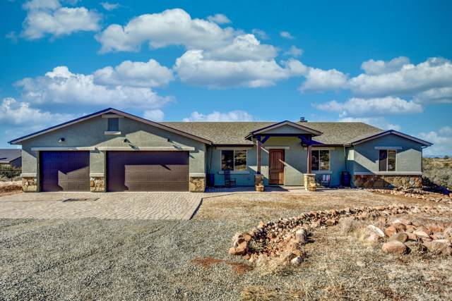 9560 N Rincon Ridge Trail, Prescott Valley, AZ 86315 (MLS #6028763) :: Scott Gaertner Group