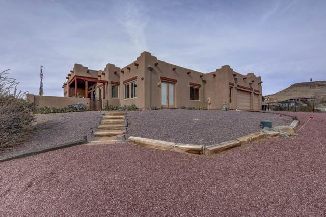 3820 W L Bar L Road, Prescott, AZ 86305 (MLS #6028773) :: Kortright Group - West USA Realty
