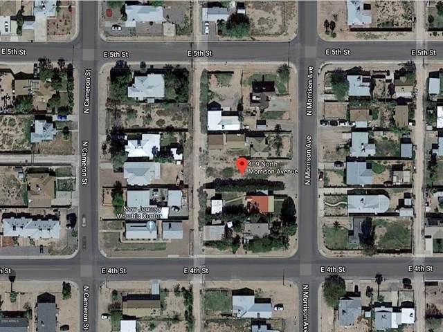 409 N Morrison Avenue, Casa Grande, AZ 85122 (MLS #6028794) :: The Luna Team