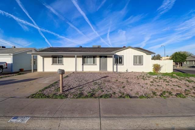 4742 N 82ND Avenue, Phoenix, AZ 85033 (MLS #6028806) :: Brett Tanner Home Selling Team