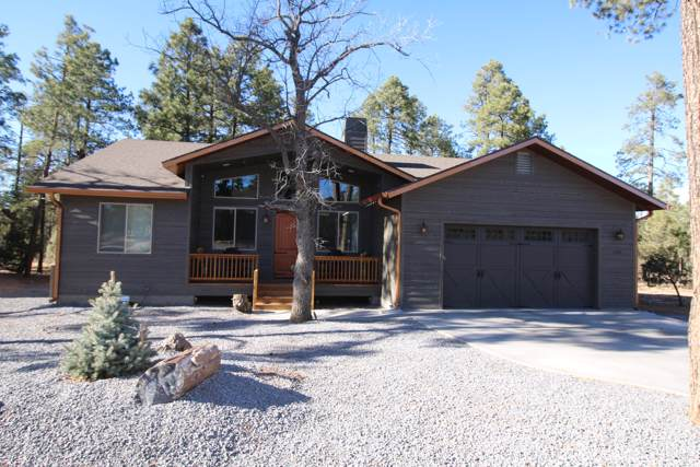 5015 Silver Mountain Drive, Lakeside, AZ 85929 (MLS #6028808) :: Kortright Group - West USA Realty