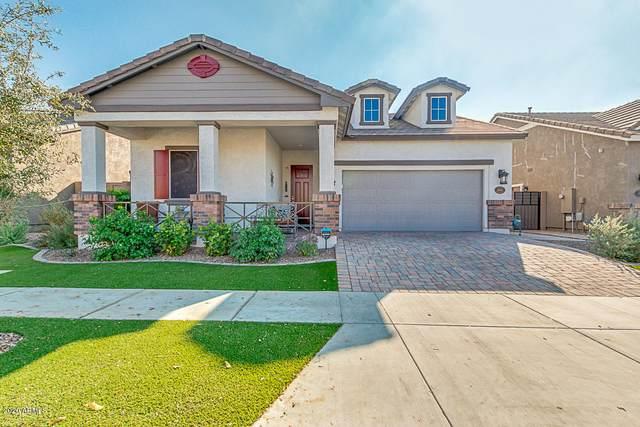 10665 E Nido Avenue, Mesa, AZ 85209 (MLS #6028814) :: Brett Tanner Home Selling Team