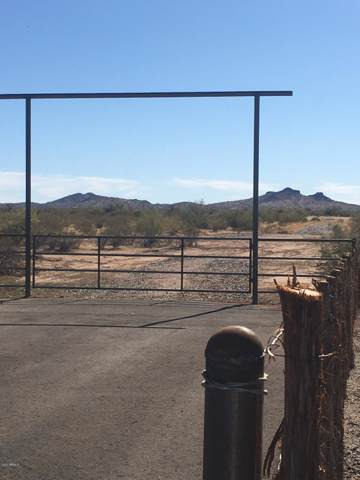 00 W Highway 60, Wickenburg, AZ 85390 (MLS #6028815) :: Brett Tanner Home Selling Team