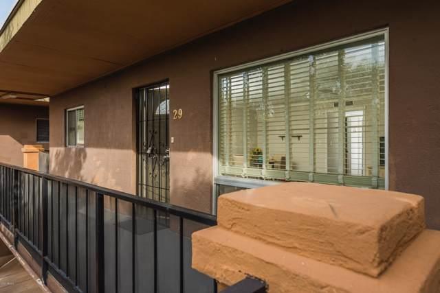 3230 E Pinchot Avenue #29, Phoenix, AZ 85018 (MLS #6028828) :: Brett Tanner Home Selling Team