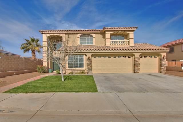 22094 W La Pasada Boulevard, Buckeye, AZ 85326 (MLS #6028830) :: Dave Fernandez Team | HomeSmart
