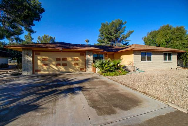10930 W Wedgewood Drive, Sun City, AZ 85351 (MLS #6028838) :: Scott Gaertner Group