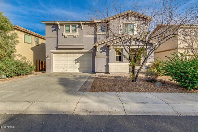 1168 E Canyon Creek Drive, Gilbert, AZ 85295 (MLS #6028884) :: Kepple Real Estate Group