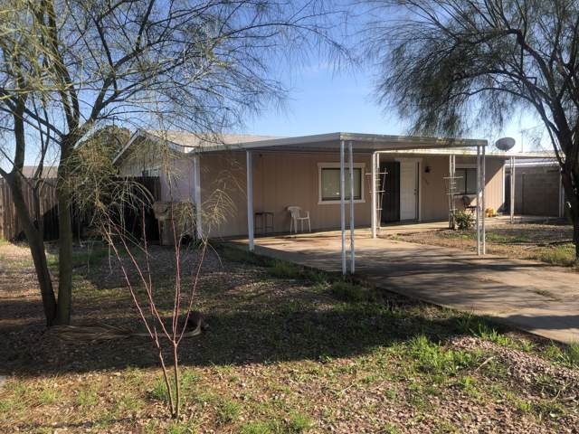 1523 N 180TH Drive, Goodyear, AZ 85395 (MLS #6028890) :: Brett Tanner Home Selling Team