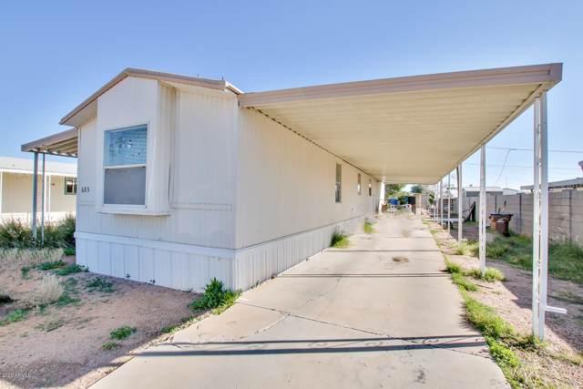 683 S 93RD Street, Mesa, AZ 85208 (MLS #6028901) :: The Kenny Klaus Team