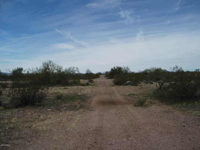 33701 W Smokehouse Trail, Unincorporated County, AZ 85361 (MLS #6028933) :: The W Group