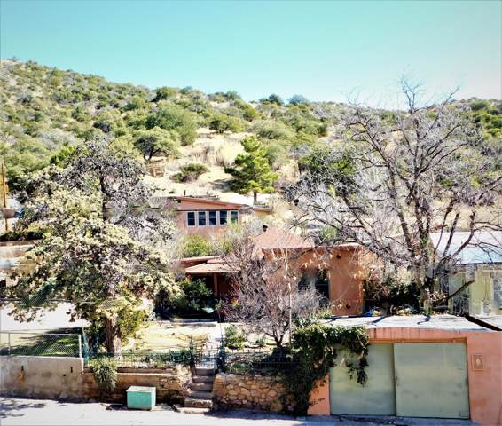 55 Wood Canyon, Bisbee, AZ 85603 (MLS #6028942) :: Kortright Group - West USA Realty
