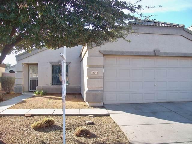 12345 W Valentine Avenue, El Mirage, AZ 85335 (MLS #6028945) :: Arizona Home Group