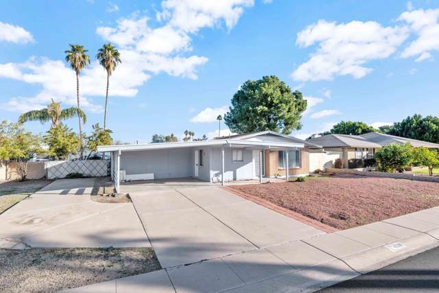 4038 W Purdue Avenue, Phoenix, AZ 85051 (MLS #6028951) :: Brett Tanner Home Selling Team