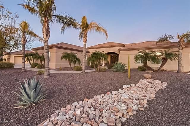 5409 N 179TH Drive, Litchfield Park, AZ 85340 (MLS #6028952) :: Brett Tanner Home Selling Team