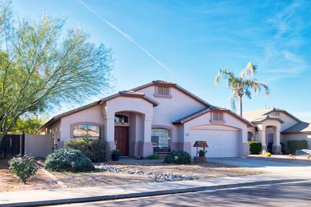 8019 E Onza Avenue, Mesa, AZ 85212 (MLS #6028957) :: The Kenny Klaus Team