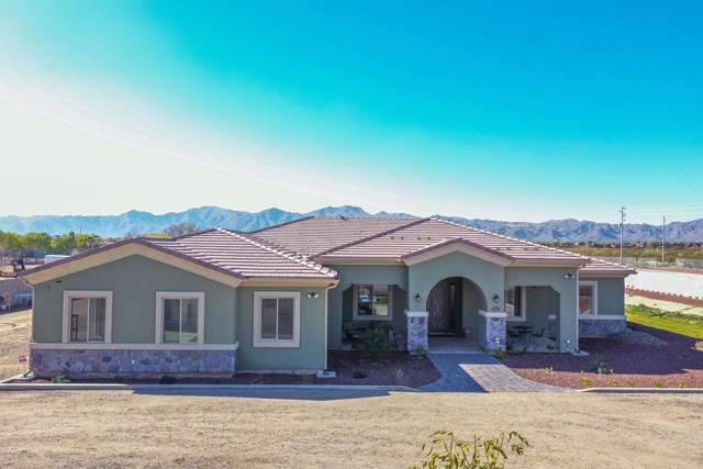 8932 N 175TH Avenue, Waddell, AZ 85355 (MLS #6028966) :: Kortright Group - West USA Realty