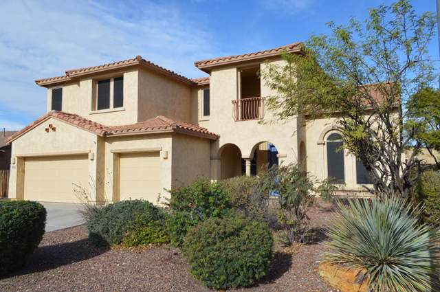 9206 W Pinnacle Vista Drive, Peoria, AZ 85383 (MLS #6028991) :: Brett Tanner Home Selling Team