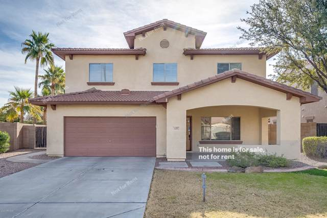 1297 E Hampton Lane, Gilbert, AZ 85295 (MLS #6028996) :: Yost Realty Group at RE/MAX Casa Grande