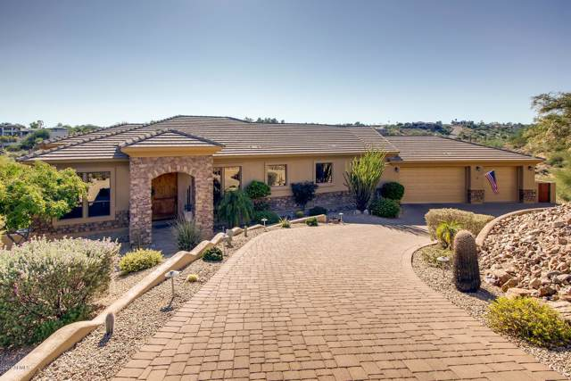 16703 E Yaqui Court, Fountain Hills, AZ 85268 (MLS #6029013) :: Kortright Group - West USA Realty
