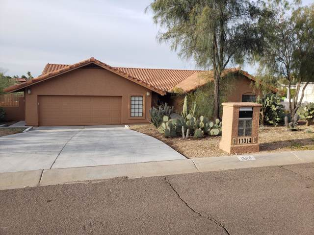 11014 N Valley Drive, Fountain Hills, AZ 85268 (MLS #6029019) :: Kortright Group - West USA Realty