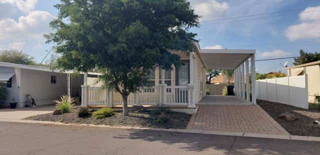 201 S Greenfield Road #3, Mesa, AZ 85206 (MLS #6029028) :: My Home Group