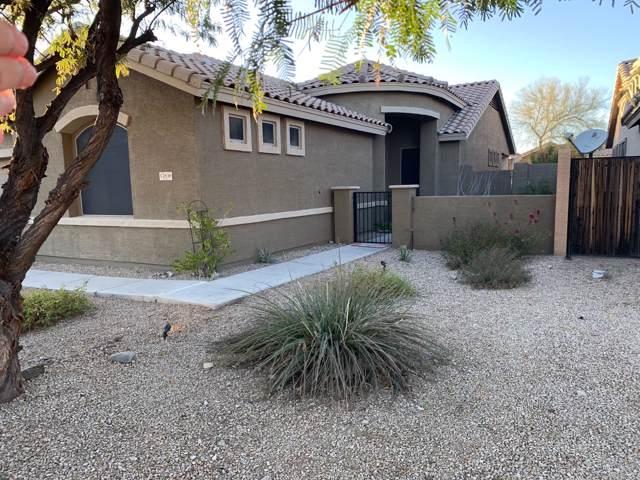 17636 W Buckhorn Drive, Goodyear, AZ 85338 (MLS #6029036) :: The Laughton Team