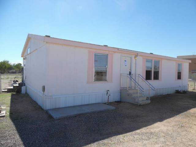 21343 W Dove Valley Road, Wittmann, AZ 85361 (MLS #6029052) :: Brett Tanner Home Selling Team