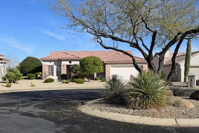 18370 N Wild Mustang Drive, Surprise, AZ 85374 (MLS #6029055) :: Brett Tanner Home Selling Team