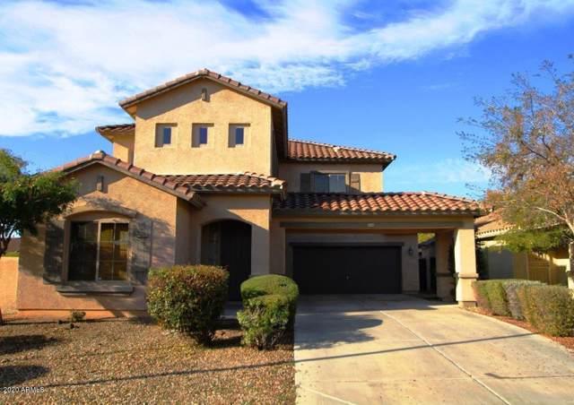 16736 N 152ND Court, Surprise, AZ 85374 (MLS #6029081) :: Brett Tanner Home Selling Team
