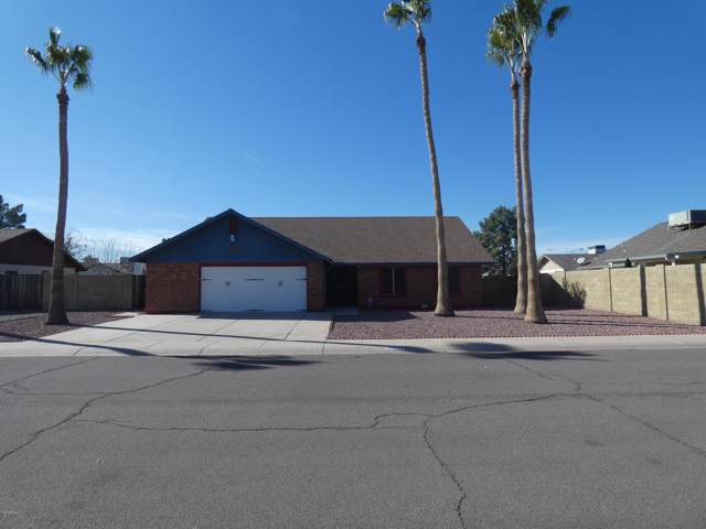 17970 N 87TH Drive, Peoria, AZ 85382 (MLS #6029090) :: My Home Group