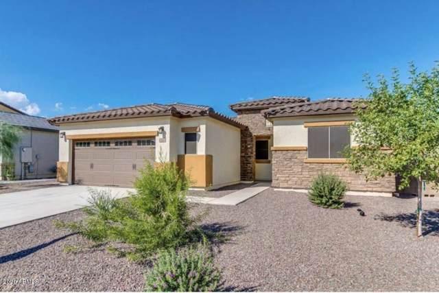 17124 W Echo Lane, Waddell, AZ 85355 (MLS #6029091) :: Devor Real Estate Associates