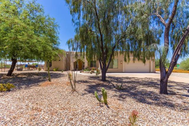 821 E Desert Ranch Road, Phoenix, AZ 85086 (MLS #6029092) :: Maison DeBlanc Real Estate