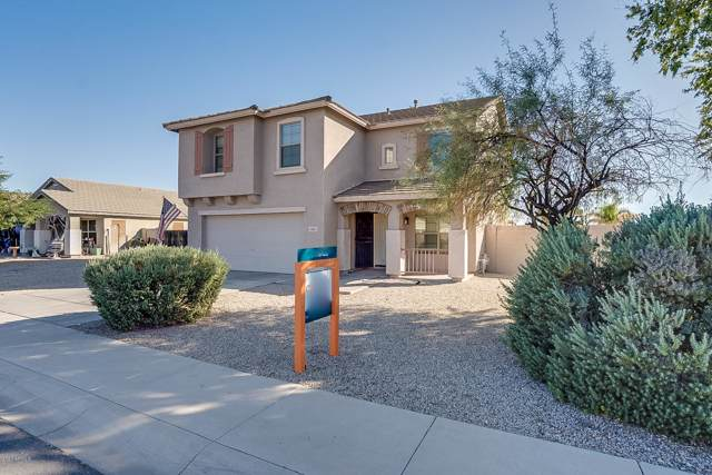 1185 E Harold Drive, San Tan Valley, AZ 85140 (MLS #6029118) :: Long Realty West Valley