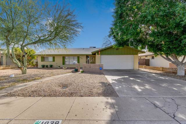 1039 E Hermosa Drive, Tempe, AZ 85282 (MLS #6029125) :: The Bill and Cindy Flowers Team