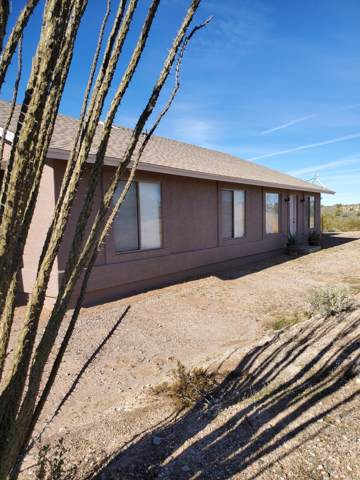 42842 N 273rd Avenue, Morristown, AZ 85342 (MLS #6029132) :: Conway Real Estate