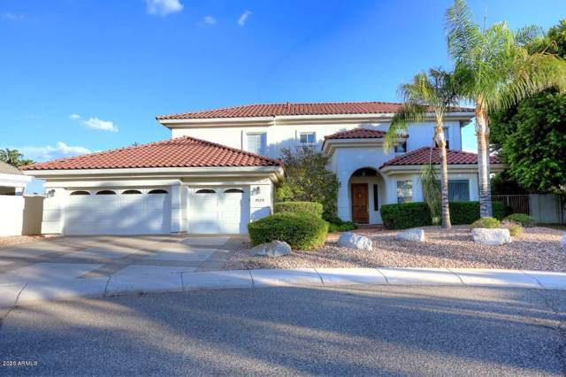 5329 W Rose Garden Lane, Glendale, AZ 85308 (MLS #6029160) :: RE/MAX Desert Showcase