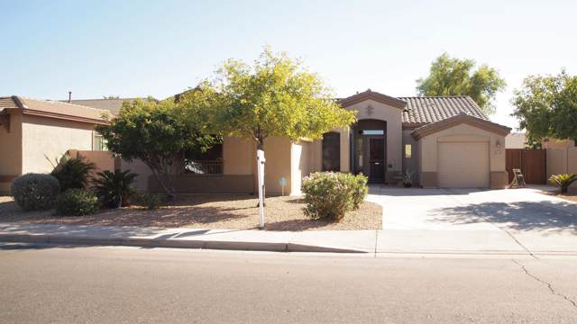191 W Montego Drive, Casa Grande, AZ 85122 (MLS #6029180) :: Brett Tanner Home Selling Team