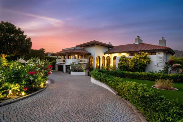 4824 E Marston Drive, Paradise Valley, AZ 85253 (MLS #6029235) :: Brett Tanner Home Selling Team