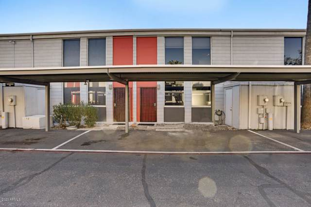 385 W Pierson Street E3, Phoenix, AZ 85013 (MLS #6029248) :: Brett Tanner Home Selling Team