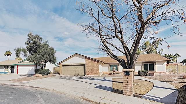 1300 W Estrella Drive, Chandler, AZ 85224 (MLS #6029259) :: Brett Tanner Home Selling Team